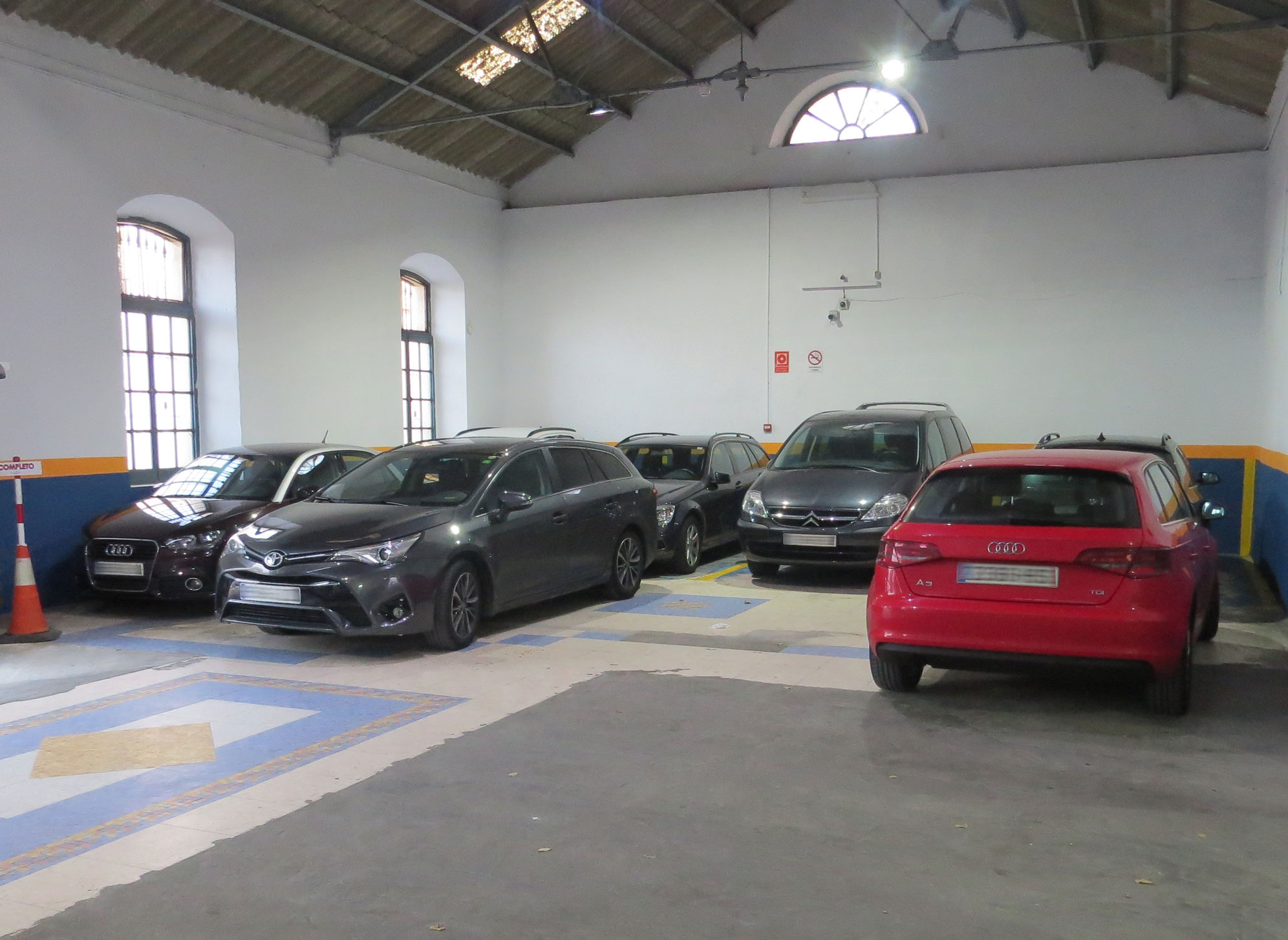 interior parking san sebastian tarifa parking san sebastian. Black Bedroom Furniture Sets. Home Design Ideas
